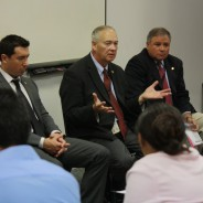 CCI Action Fund members talk Latino issues with Polk Co. Sheriff