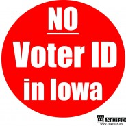 Iowa Senate Republicans introduce bad Voter ID bill