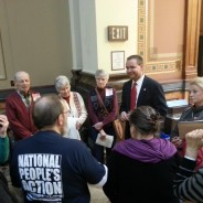 """Beat the Funnel"" Rally and Lobby Day A Big Success"