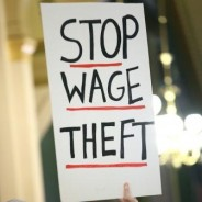 stop wage theft!