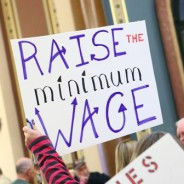 raise the wage!