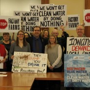 A bill for a Clean Water Iowa introduced!