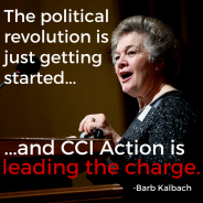 CCI Action Fund Continues the Political Revolution