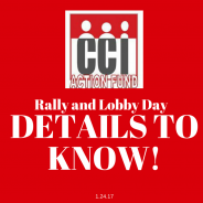 Jan. 24 Rally and Lobby Day: Details to Know