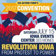 Bernie Sanders to Keynote CCI Action Convention